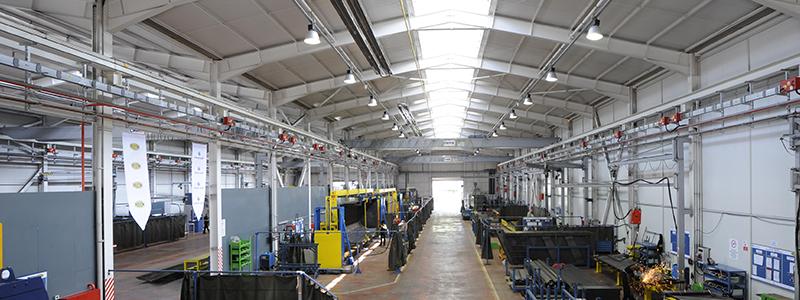 Manufacturing Premises