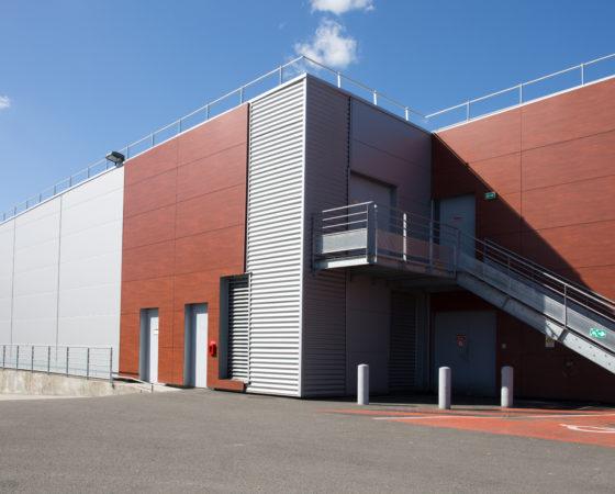 Distribution Centre Heating